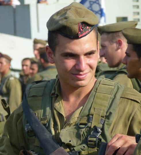 סמל ראשון גלעד יעקבי-רוזנטל  ()
