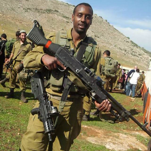 Moshe Melako, 20-year-old Jerusalemite (Photo: IDF Spokesperson's Unit)