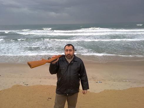Hunting in Gaza