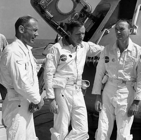 The Apollo 11 team (Photo: NASA) (Photo: NASA)