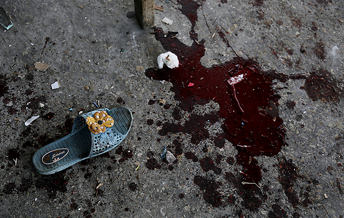 UNRWA school in Beit Hanoun. 'It is apparent that several UN officials were more interested in disseminating propaganda during the war than acknowledging the reality of what was taking place on the ground' (Photo: AP)