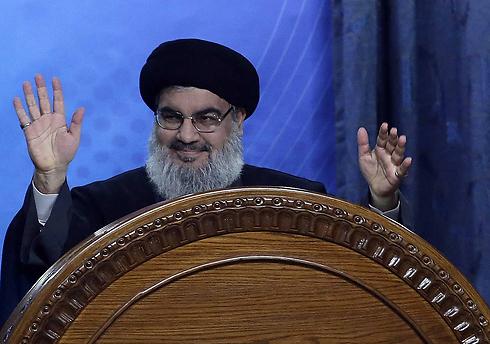 Hezbollah's Secretary-General Hasan Nasrallah (Photo: AFP) (Photo: AFP)