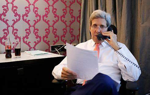 US Secretary of State John Kerry (Photo: AP) (Photo: AP)