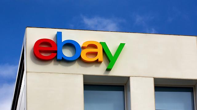 בכל 2 שניות ישראלי קונה באמצעותם מוצר. eBay (צילום: shutterstock) (צילום: shutterstock)