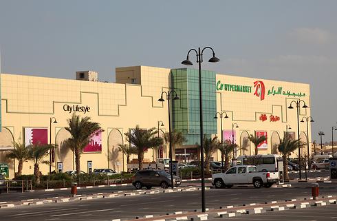 מרכז קניות יוקרתי בדוחא (צילום: shutterstock) (צילום: shutterstock)