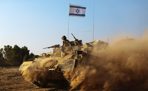 IDF tanks in Gaza (Photo EPA) (Photo: EPA)