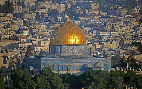 Arab leaders will not budge on demands for exclusive Arab Muslim sovereignty over the Temple Mount (Photo: AFP) (Photo: AFP)