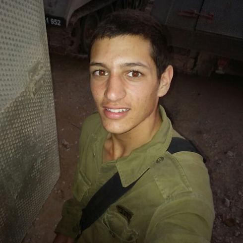 סמל דור דרעי, בן 18 מירושלים. נהרג בתקרית המנהרה ()
