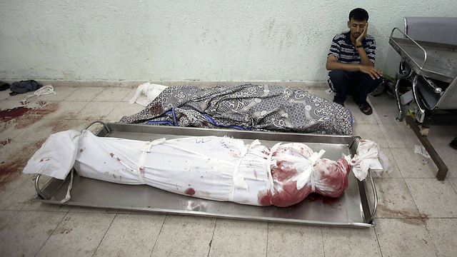More than 1,300 Palestinian killed: Hamas claims over 80% innocents (Photo: AFP)