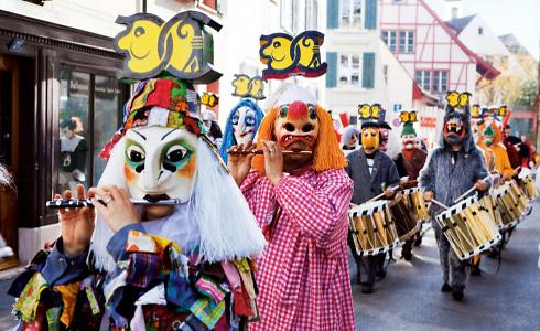 תרועת הפסטיבלים (צילום: swiss1)