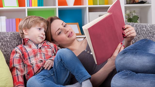 4 שיטות שיגרמו לילדים לקרוא ספרים