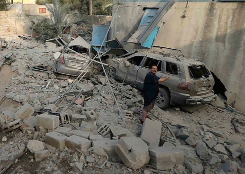 Home destroyed by IDF attack in Gaza (Photo: Reuters)