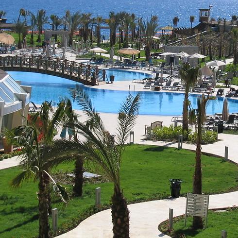 All-inclusive resort in Turkey