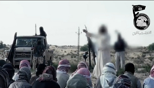 ISIS in Sinai