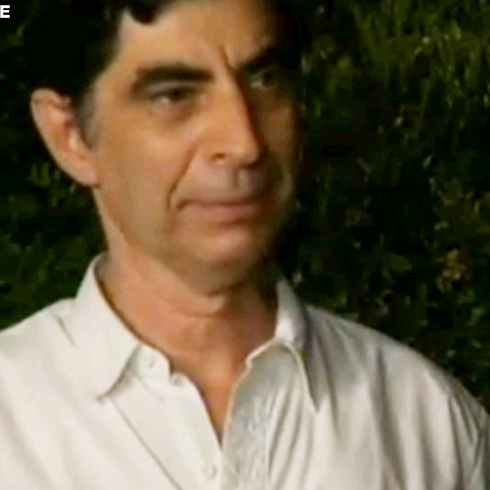 Hadar Goldin's father (Photo: George Ginsburg)
