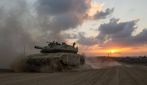 Israel's Merkava 4 (Photo: AFP)