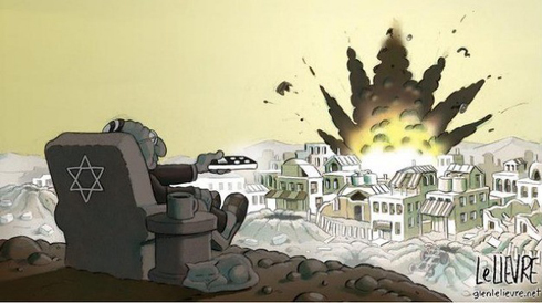 Cartoon published in the Sydney Morning Herald