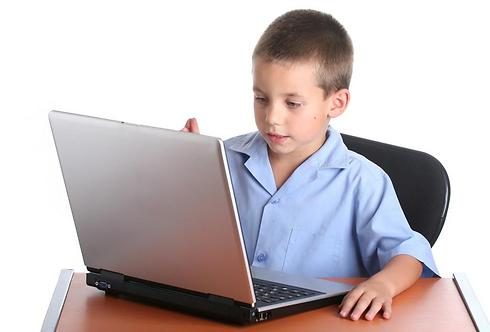 מחשב לכל ילד (צילום: shutterstock)