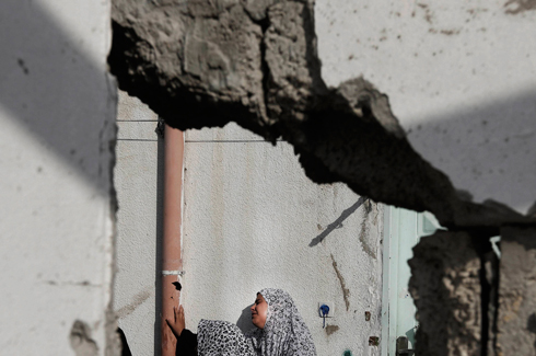 Streets of Jabalia in northern Gaza Strip following military op (Photo: AP) (Photo: AP)
