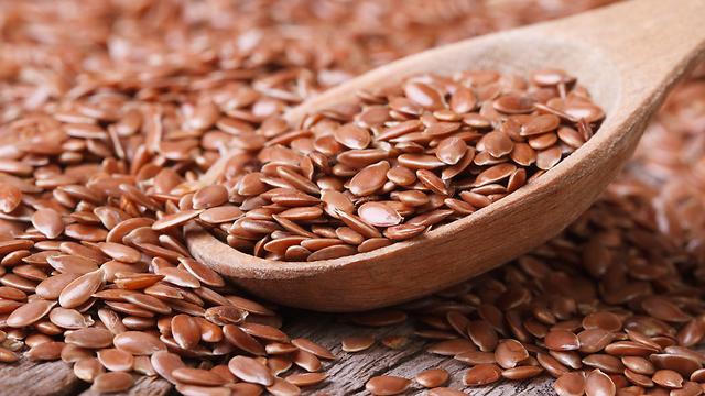 Льняное семя. Фото: shutterstock