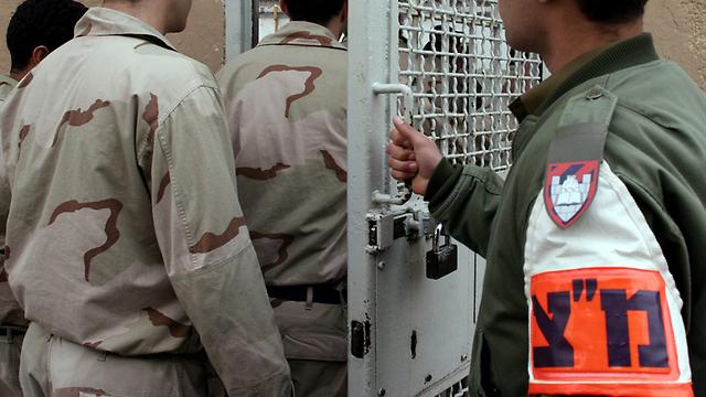 """בית הדין הצבאי האריך את מעצרו של ה""""חייל"""". אילוסטרציה (צילום: עמית שאבי, """"ידיעות אחרונות"""") (צילום: עמית שאבי,"""