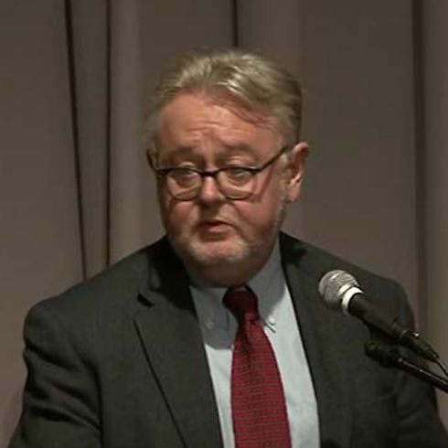 William Schabas, Head of UN inquiry into the conflict in Gaza