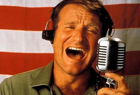 Robin Williams in 'Good Morning, Vietnam'