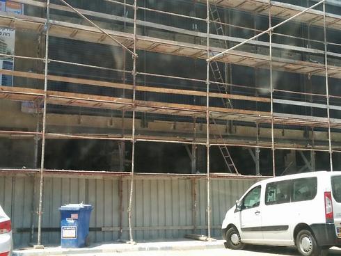 """פרויקט תמ""""א 38 ברמת גן. איך המפקח על הבנייה תורם לנו? (צילום: אלפי שאולי)"""
