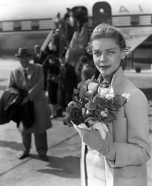 Bacall was proud of her Jewish heritage (Photo: MCT)