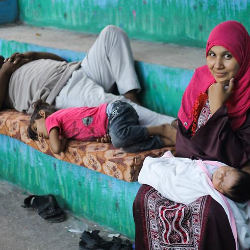 Gaza civilians (Photo: MCT) (Photo: MCT)