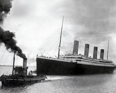 The Titanic (Photo: AFP, Southampton City Council)