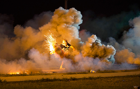 Violent riots in Ferguson (Photo: Reuters) (Photo: Reuters)