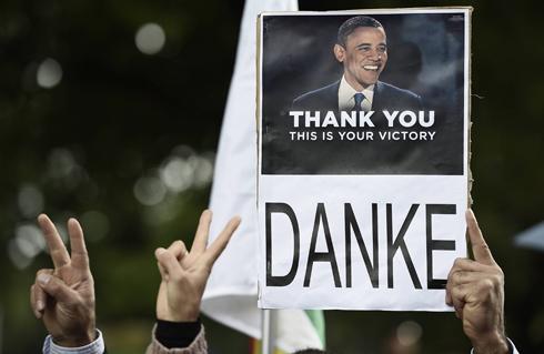 """יזידים הפגינו בגרמניה נגד מדיניות ארה""""ב (צילום: gettyimages) (צילום: gettyimages)"""