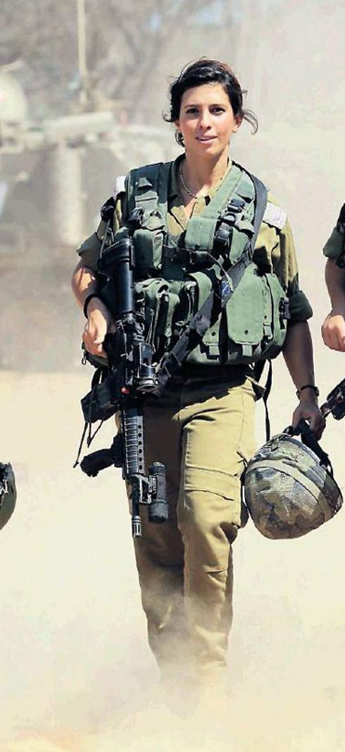 Staff Sgt. Tal Shahar (Photo: Gadi Kablo, Yedioth Aharonoth) (Photo: Gadi Kablo, Yedioth Aharonoth)