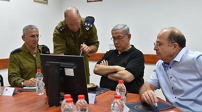 Israel's leaders now face a political dilemma: did we win or draw? (Photo: Defense Ministry) (Photo: Defense Ministry)