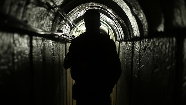 Hamas' terror tunnels (Photo: Reuters)