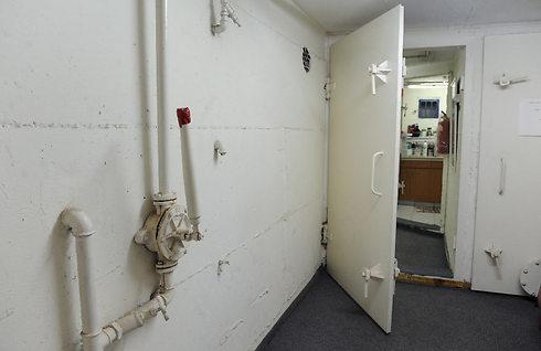 """המקלט העירוני נכנס הביתה: הממ""""דים הפכו לחדר בישראל (צילום: יובל חן) (צילום: יובל חן)"""