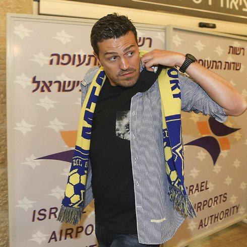 יעזוב את ישראל? אוסקר (צילום: עוז מועלם) (צילום: עוז מועלם)