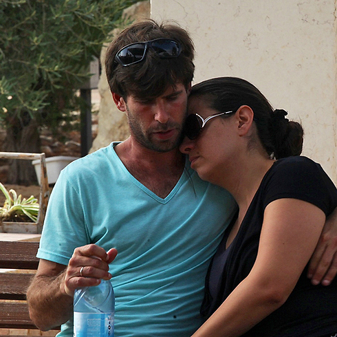 Gila and Doron Tregerman (Photo: Motti Kimchi)