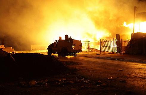 Islamist terrorist attack in Tripoli (Photo: Reuters)