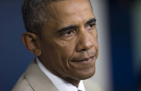 Obama: No military strategy yet (Photo: AP) (Photo: AP)