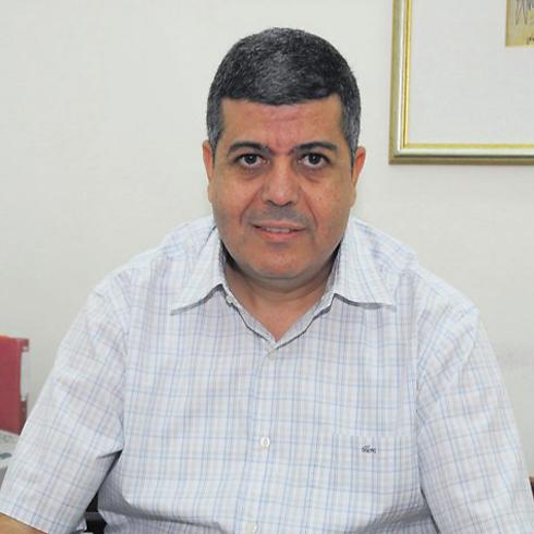 ראש העיר אופקים לא אופטימי. איציק דנינו (צילום: הרצל יוסף) (צילום: הרצל יוסף)