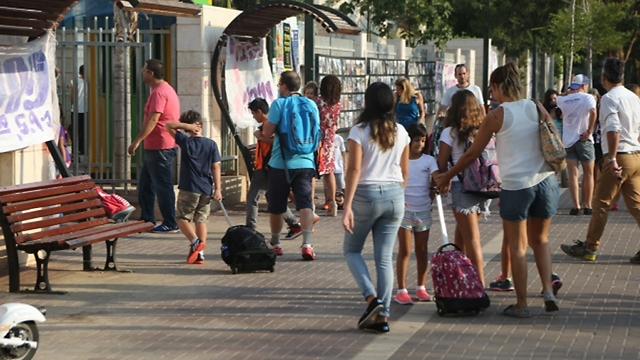 משליש מהציבור סבורים שמערכת החינוך הישראלית היא הראשונה שטעונה שיפור (צילום: מוטי קמחי)