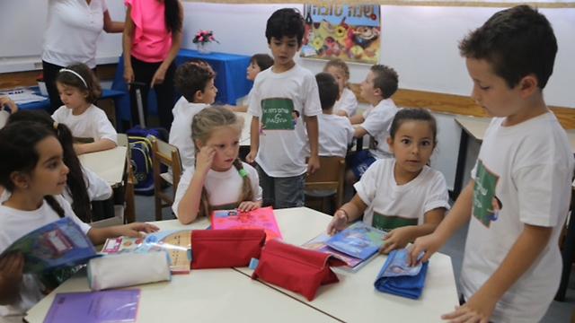 מי מכין את הילדים שלנו להתמודדות עם כל הבעיות האמיתיות? (צילום: מוטי קמחי) (צילום: מוטי קמחי)