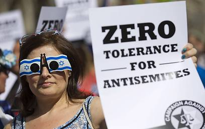 British Jews are worried about growing anti-Semitism. (Photo: AFP) (Photo: AFP)
