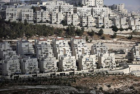 שכונת הר חומה (צילום: AFP) (צילום: AFP)
