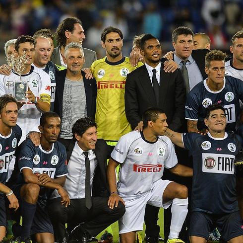 אוואט וחברים (צילום: AFP) (צילום: AFP)