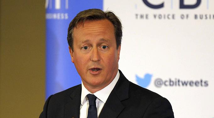 """יתפטר? רה""""מ דיוויד קמרון (צילום: AFP) (צילום: AFP)"""