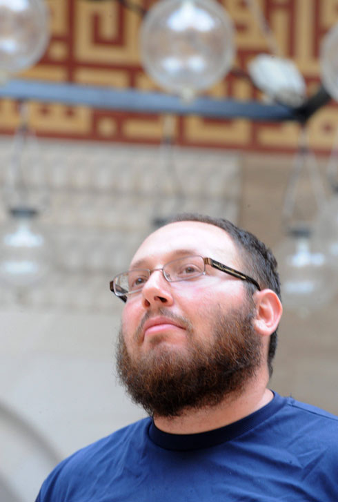 Journalist Steven Sotloff (Photo: EPA)