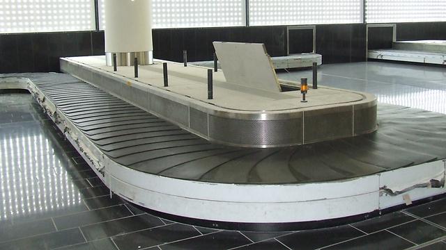 כולם כבר לקחו את המזוודות, ורק שלכם לא הגיעה (צילום: יואב גלזנר)